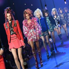 Fashion's closed circuit opens up and goes global – next stop cyberspace
