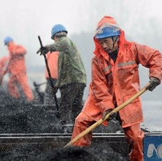 How China is cutting coal at home but stoking the fuel's global growth