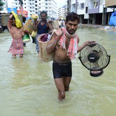 This year's Hyderabad floods show we've learnt no lessons from Chennai 2015 or Hyderabad 2000