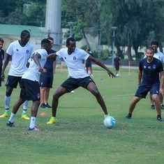 With a stable defence and disciplined midfield, Delhi Dynamos have only their attack to worry about