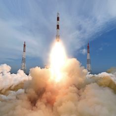 With 10 launches, 2016 has been a record year for ISRO – but there's a catch