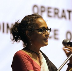 Arundhati Roy announces her new novel, 'The Ministry of Utmost Happiness'