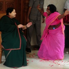 AIADMK is stumbling without Jaya, but most political parties in India are solo (or family) shows