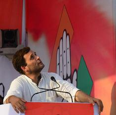 As Rahul Gandhi makes yet another discordant remark, Congress workers are increasingly frustrated