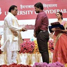 Our struggle at Hyderabad University has not ceased, says Dalit scholar Sunkanna Velpula