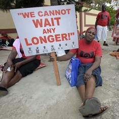 Nigeria: 21 Chibok girls reportedly freed by Boko Haram group