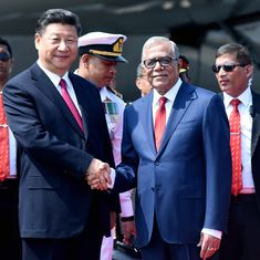 China has overtaken India to become Bangladesh's largest energy partner