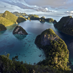 Underneath the beauty of Indonesia's Raja Ampat islands lie poverty and neglect