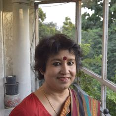 The strange case of Taslima Nasrin and authors who spearheaded the ban of her autobiography