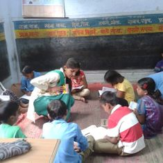 Around 52% Class 5 rural students can't read – but innovative learning methods could help them