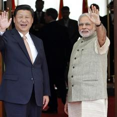 A slowing China is still a tough act to follow, but India has the edge in the long term