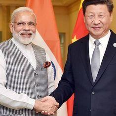 NSG membership: India and China hold 'constructive' talks in Beijing
