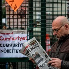 The media shutdown in Turkey continues – silencing the Kurdish voice