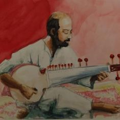 Strings attached: Masters of the sarod, from 1820 to the present