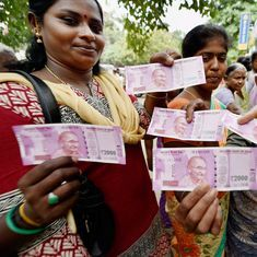Lost opportunity to go cashless: Why introduce new high denomination notes at all?