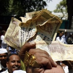 The war against black money should have started with political parties, not demonetisation