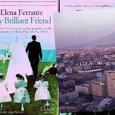 Here is a new way to read Elena Ferrante: Try walking through Naples