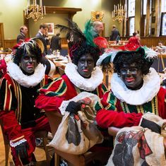 Blacking up has long been part of Dutch winter festivities – finally, this seems to be changing