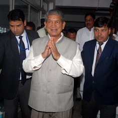 Six months after a hero's comeback, Harish Rawat has lost his sheen. And polls are round the corner