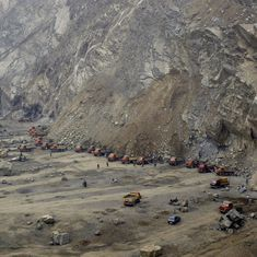 After a summer under lockdown, a quarrying ban has rendered thousands jobless in Kashmir