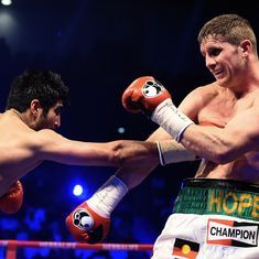 Unlearning and relearning the key to Vijender's rise to the top