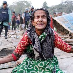 As winter sets in, Dhaka slum evictions oust people who play key role in keeping the city running