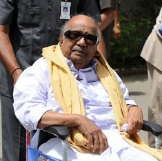 M Karunanidhi (1924-2018): Five-time Tamil Nadu CM, Dravidian champion, gritty political survivor