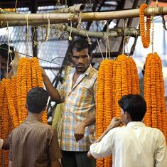 Flower prices crash in Madhya Pradesh after demonetisation, posing a bouquet of problems to farmers
