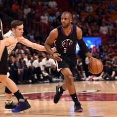 NBA: Buoyed by Chris Paul, the LA Clippers are clicking like never before