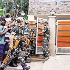 In Tamil Nadu, raids on chief secretary's residence, office rattle state bureaucracy (and politics)
