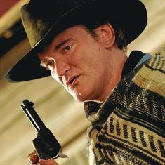 Quentin Tarantino, the master of haemo-porn, says goodbye