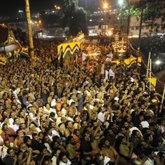 Kerala government says women activists will not be allowed inside Sabarimala temple