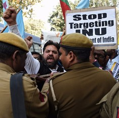 JNU in 2016: It was the worst of years. It was the year of a new vice chancellor