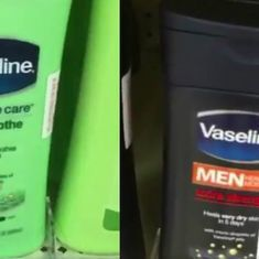 Why do lifestyle products come in different colours for women and for men? This video calls it out