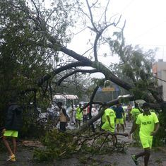Cyclone Vardah: Centre-appointed team to submit report after assessing damage in Tamil Nadu