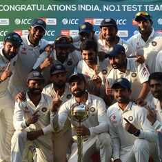 In 2016, Indian cricket got a leader, an all-rounder and great bench strength in all formats