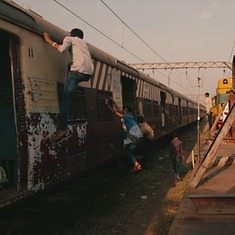 Why teenage boys perform life-threatening stunts on Mumbai's trains: 'We just enjoy ourselves'