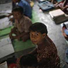Bihar has the most illiterate people in India, but spends the least per elementary school student