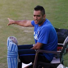 What made MS Dhoni one of India's greatest captains? He just kept things simple