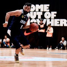 Indian basketball is caught between two competing factions and the players are the biggest victims