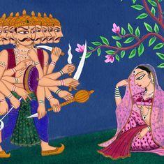 Ramayana reimagined: Was Ravan actually in love with Sita?