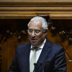 On first official visit to coastal state, Portugal's Goa-origin PM is sucked into a poll eve row