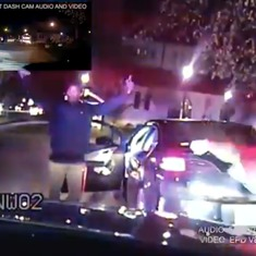 Suspected of stealing his own car: Watch this US police action video, released two years later