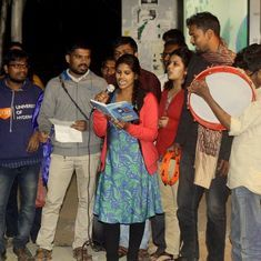 'It feels stifling': A year after Rohith Vemula's suicide, Hyderabad university is still tense