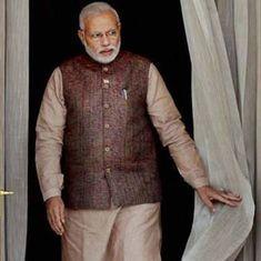 The Emperor's new khadi: Understanding Narendra Modi's monarchical frame of history