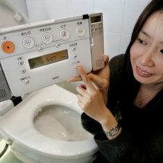 Japanese toilets are set to become a lot easier to use and 'tourist-friendly'