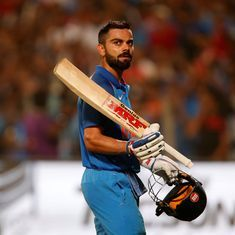 Virat Kohli's true test as captain will come if and when his magnificent form dips