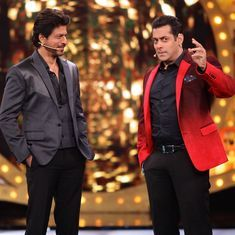 There's a Bollywood script in the friendship between Salman Khan and Shah Rukh Khan