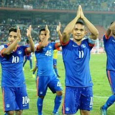 India could not have asked for a more favourable draw at the 2019 AFC Asian Cup qualifiers