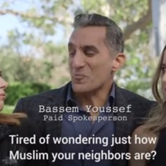 Watch: a fictional US startup can tell good Muslims from bad (it's satire versus Islamophobia)